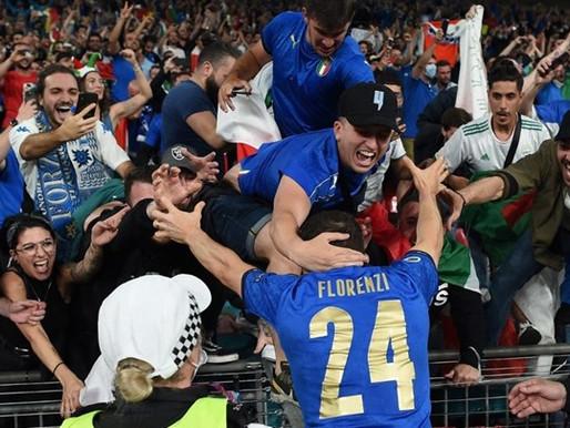 """Ανησυχία στον Παγκόσμιο Οργανισμό Υγείας μετά τον τελικό του  Euro-Μιλούν για """"ολέθριο"""" θέαμα"""
