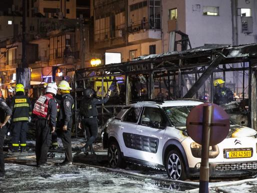 Ισραήλ: Δεν προσγειώνονται αεροπλάνα στο Τελ Αβίβ -Συνεχείς εκτοξεύσεις ρουκετών από τη Γάζα