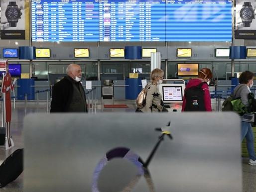 COVID-19: Για ποιους ταξιδιώτες επιτρέπεται η είσοδος χωρίς επταήμερη καραντίνα