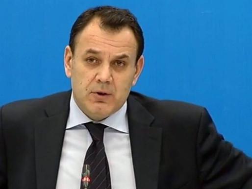 Παναγιωτόπουλος: Στους επόμενους δύο μήνες η αμυντική συμφωνία με τις ΗΠΑ
