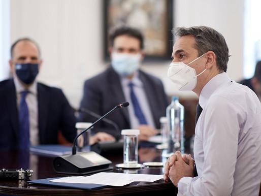Μητσοτάκης σε Υπουργικό Συμβούλιο: Με τον σχεδιασμό του αύριο διορθώνουμε τις αδικίες