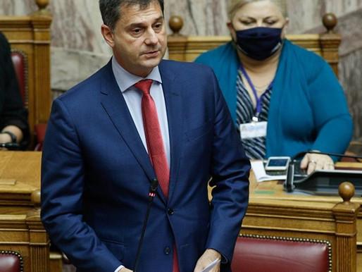 Χάρης Θεοχάρης: Κρίσιμες οι επόμενες 4 εβδομάδες για τον ελληνικό Τουρισμό