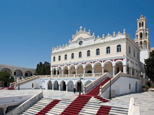 Και η Τήνος στα «κόκκινα» νησιά μαζί Ίο και Πάρο - Καλύτερη η εικόνα στην Κρήτη
