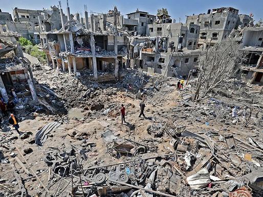 Σφοδροί βομβαρδισμοί στη Γάζα- 40 λεπτά άγριο συφυροκόπημα τούνελ της Χαμάς απο τους Ισραηλινούς