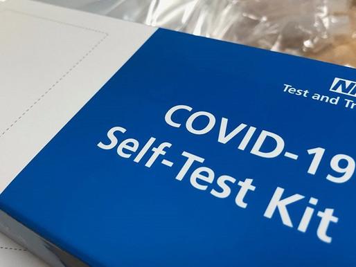 ΕΟΦ: Μόνο από τα φαρμακεία η διάθεση self test-Απαγορεύεται η διάθεσή τους σε άλλα σημεία