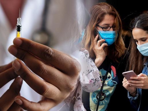 Εμβολιασμοί: Ανοίγει η πλατφόρμα και για τις ηλικίες 30-39- Όλες οι λεπτομέρειες