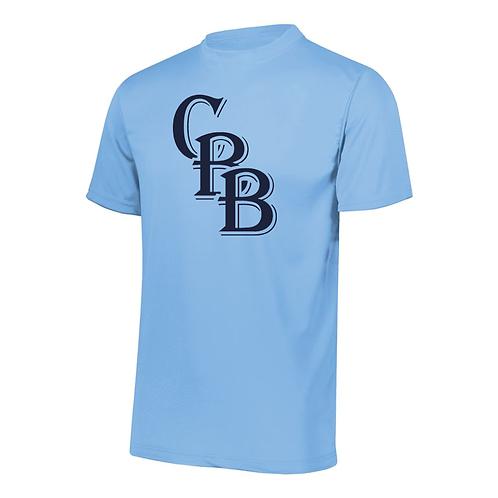 CBB Logo Wicking Tee