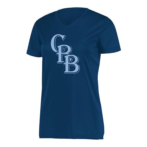 CBB Logo Women's Wicking Tee