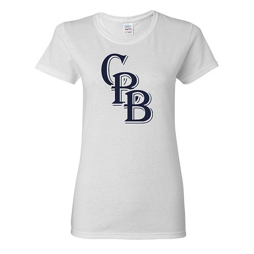CBB Logo Women's Cotton Tee