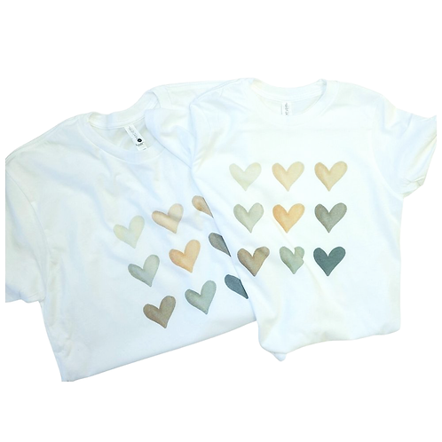 Hearts of Color  - Mom & Me Set