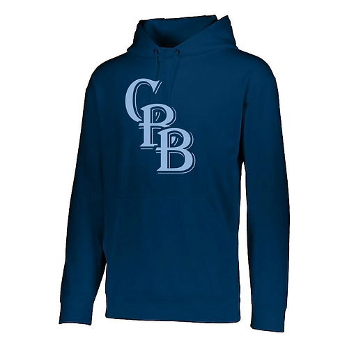 CBB Logo Wicking Hoodie