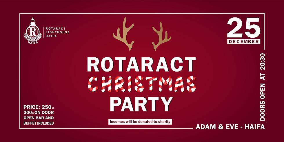 🎉☃🎄 ROTARACT CHRISTMAS PARTY 2019🎄☃ 🎉