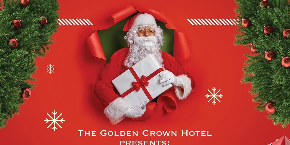 Golden Crown Nazareth Christmas Market 10.12.2019