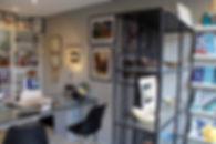 LaTr INTERIOR's office