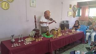מפגשים בגליל עם מועדון גיל הזהב גבעת זאב