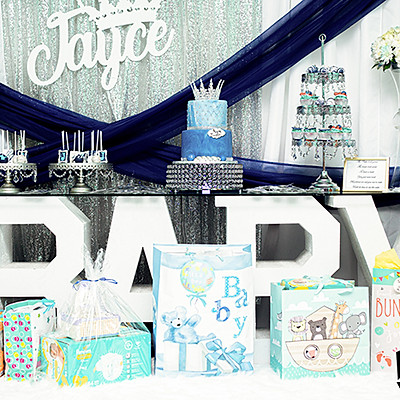 SHIMIRA & STACEY BABY SHOWER