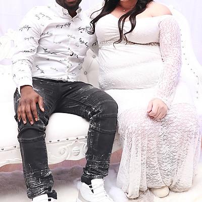CHRISTINA & RAYQUAN BABY SHOWE
