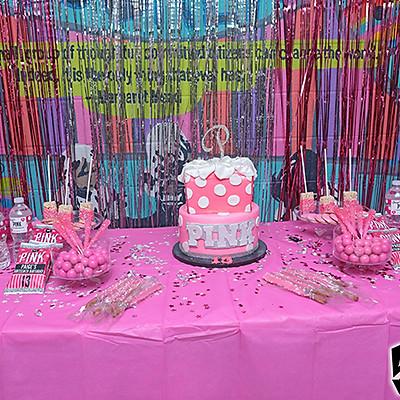 PAIGE'S 13TH BIRTHDAY