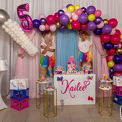 KAILE 5TH BIRTHDAY