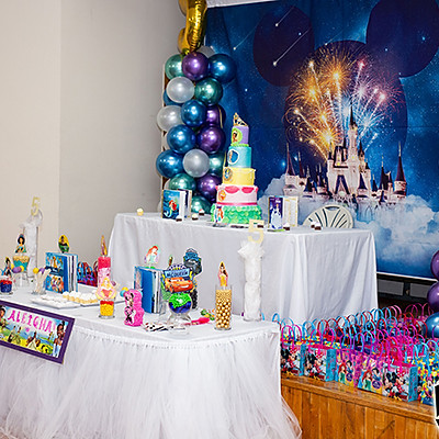 ALEIGHA'S 5TH BIRTHDAY
