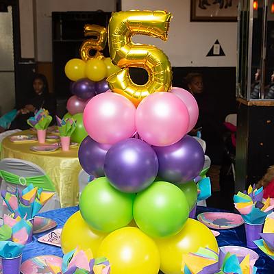 ROYAL'S 5TH BIRTHDAY