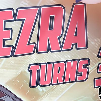 EZRA 3RD BIRTHDAY