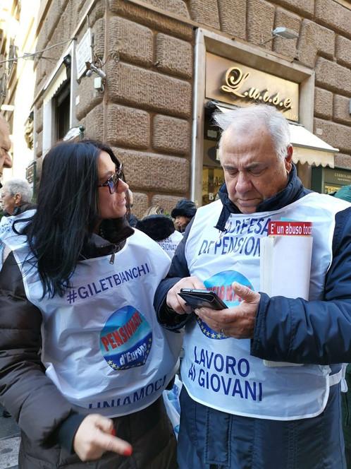 CAMBIO DI VERTICE AL PPE, PARTITO PENSIONATI D'EUROPA, PER LE REGIONALI