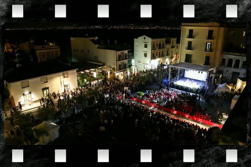 CLAUDIA CARDINALE AL SOCIAL WORLD FILM FESTIVAL DI LUGLIO