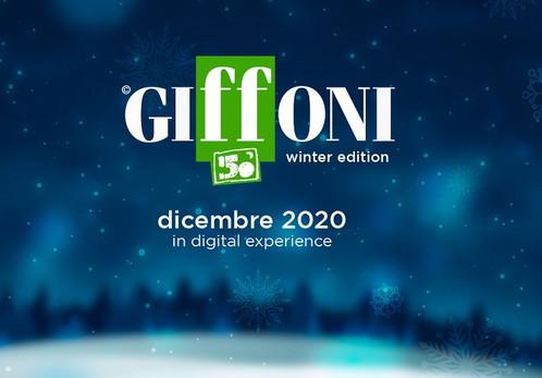 #GIFFONI50 WINTER EDITION, ECCO IL PROGRAMMA