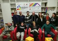 IL SERVIZIO CIVILE E IL VOLONTARIATO PER LA PRIMA VOLTA IN UN'ASSOCIAZIONE LGBT