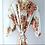 Thumbnail: Robe Branco com Estampa Floral