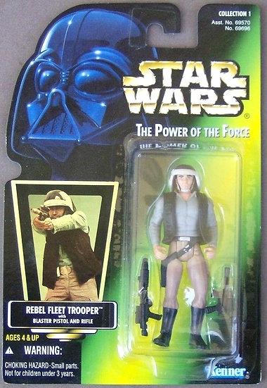 """""""Rebel Fleet Trooper"""" STAR WARS ACTION FIGURE"""