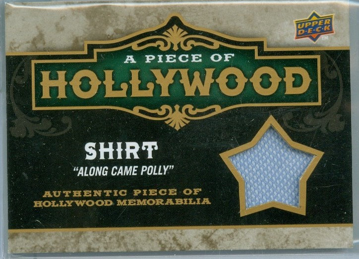 """ALONG CAME POLLY"" HOLLYWOOD RELIC CARD #POH-ST"