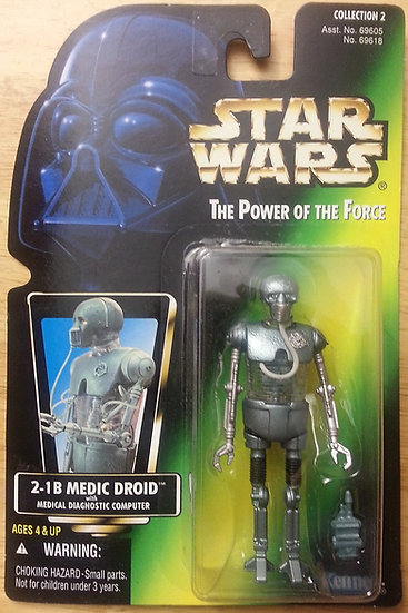 """2-1B MEDIC DROID"" STAR WARS ACTION FIGURE"