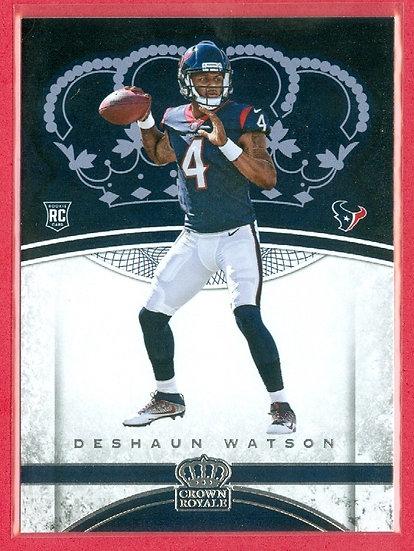 """DeShawn Watson"" CROWN ROYALE ROOKIE CARD #83"