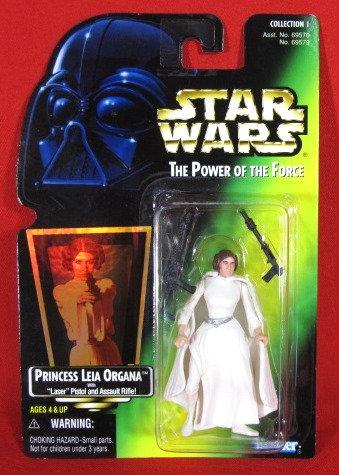 """Princess Leia Organa"" STAR WARS ACTION FIGURE"