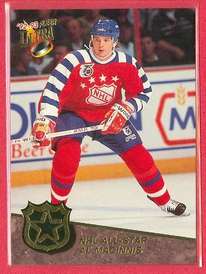 """Al MacInnis"" ULTRA NHL ALL-STAR CHASE CARD #8"