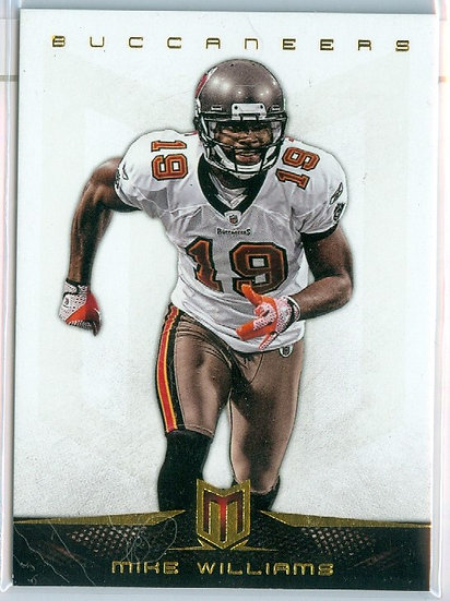 """Mike Williams"" SP GOLD VARIANT CARD #d 88/99"