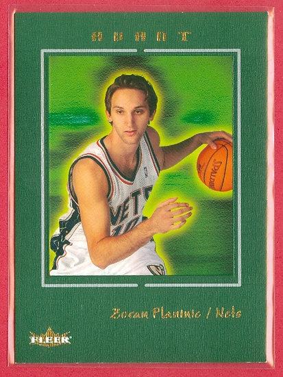 """Zoran Planinic"" FLEER AVANT SP RC CARD #d 403/699"