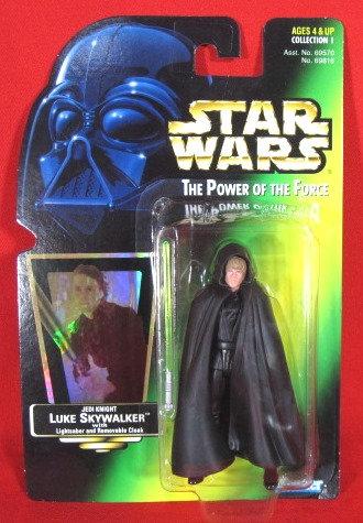 Jedi Knight Luke Skywalker STAR WARS ACTION FIGURE