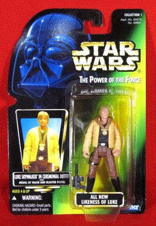 """""""Luke Skywalker"""" STAR WARS ACTION FIGURE"""