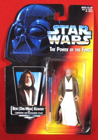 """Ben (Obi-Wan) Kenobi"" STAR WARS ACTION FIGURE"