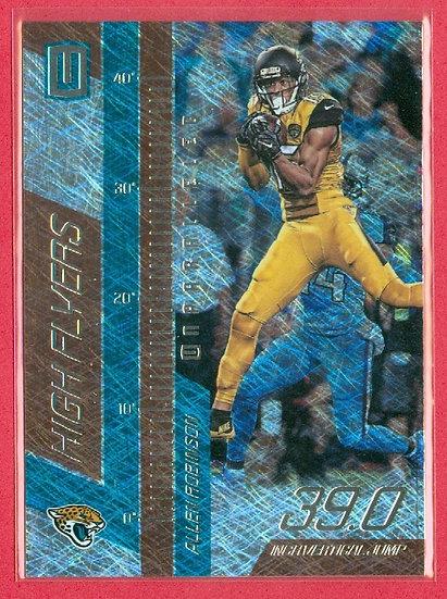 """""""Allen Robinson"""" UNPARALLELED CHASE CARD #HF-13"""