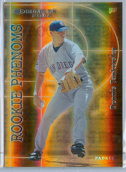 """Dennis Tankersley"" SP RC PHENOMS Card #d /1000"