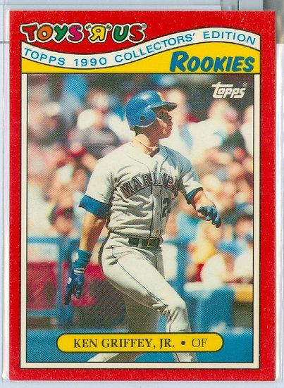 """Ken Griffey Jr"" TOYS""R""US ROOKIE/RC Card #13"