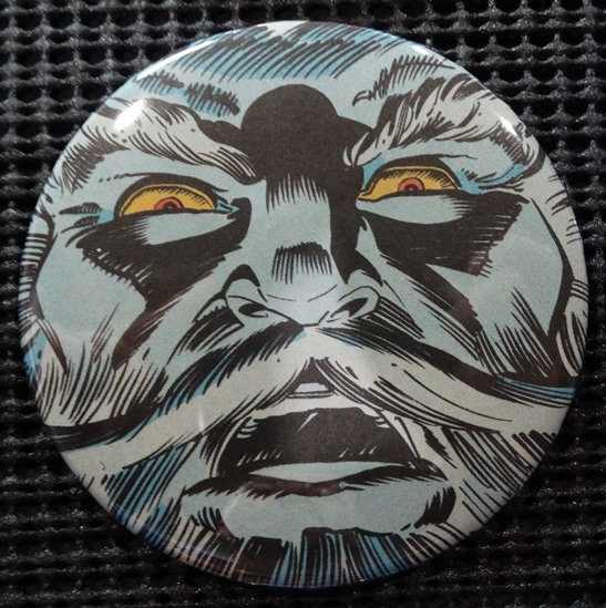 """ODIN The ALL-FATHER"" POP CULTURE 3"" PINBACK/PIN-BACK COMIC"