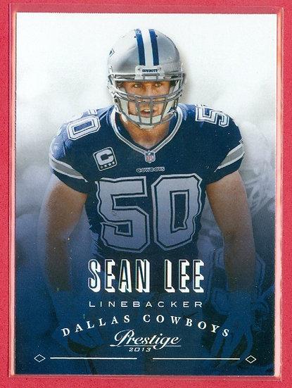 """Sean Lee"" 2013 PANINI PRESTIGE CARD #57 COWBOYS"