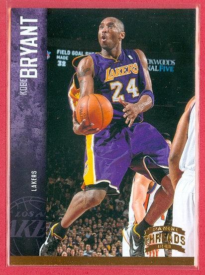 """Kobe Bryant"" 2012-13 PANINI THREADS CARD #64"