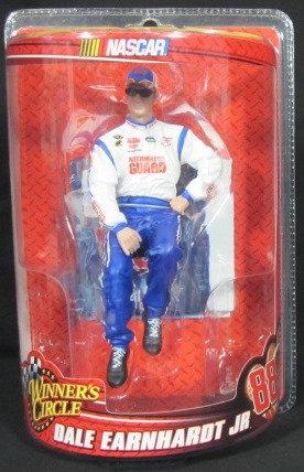 "2008 ""Dale Earnhardt Jr."" NASCAR ACTION FIGURE"