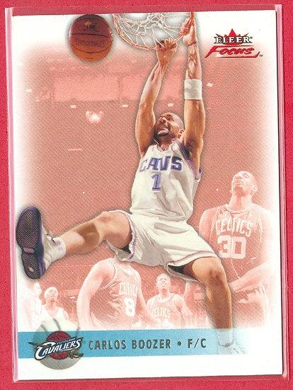 "Carlos Boozer SP ""CENTURY EDITION"" CARD #d 001/100"
